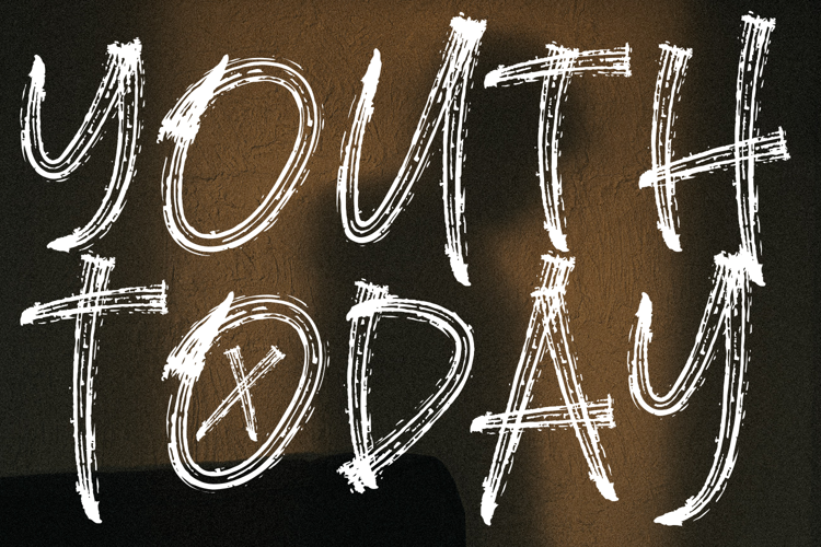 Youth Today Font