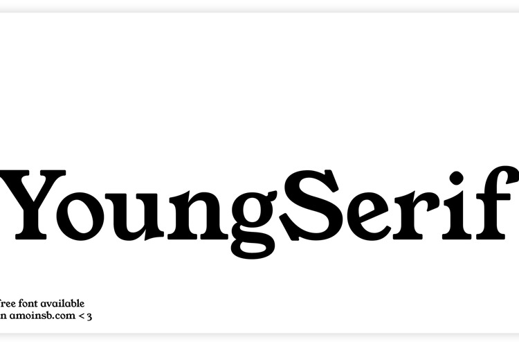 YoungSerif Font