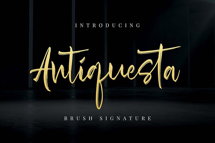 Antiquesta Font