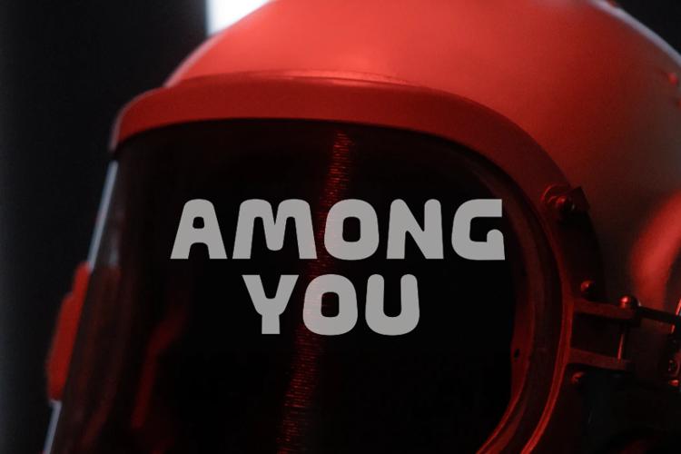 a Among You Font