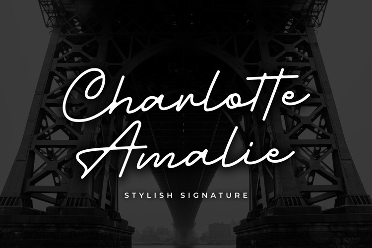 Charlotte Amalie Font