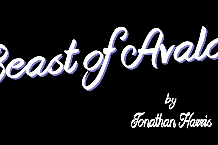 Beast of Avalon Font