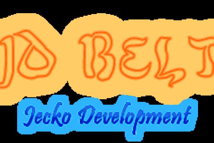 JD Belt Font