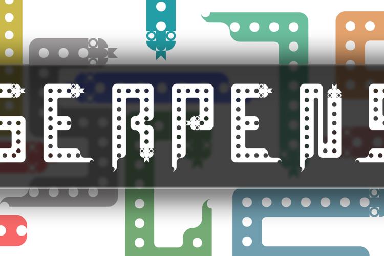 Serpens Font