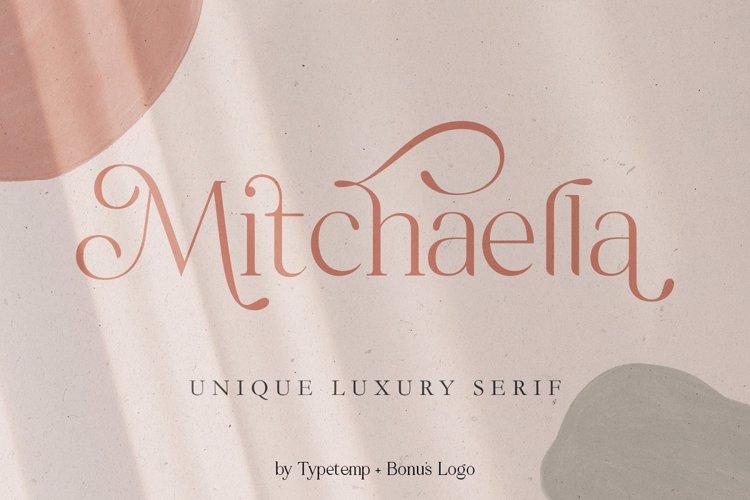Mitchaella Font