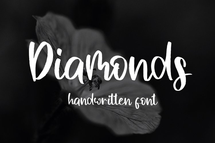 Diamonds Font