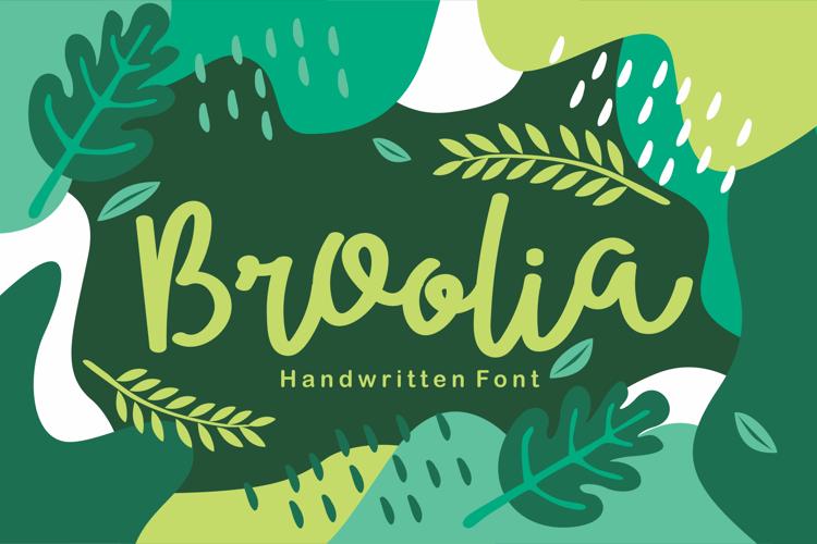 Broolia Font