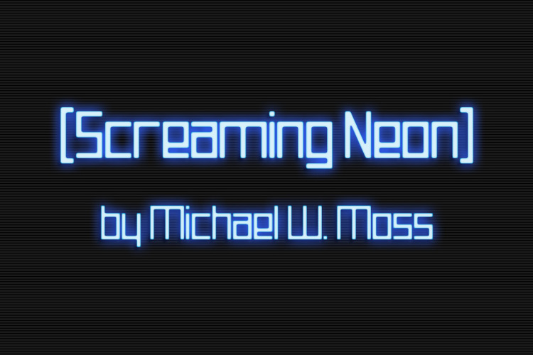 Screaming Neon Font