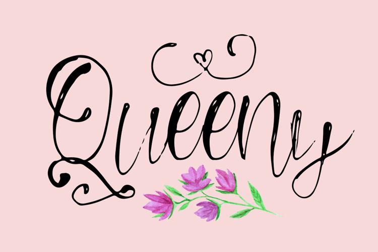 Queeny Font
