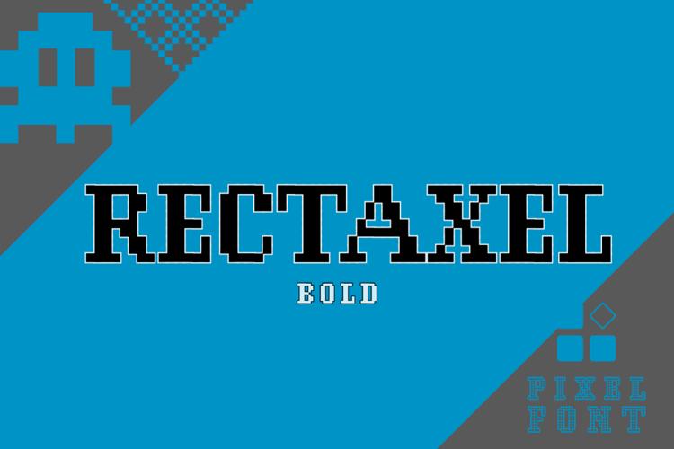 RECTAXEL Font