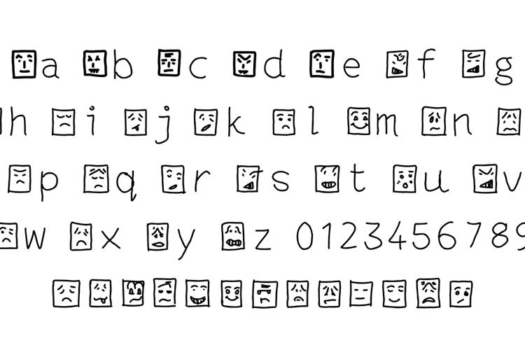 MUDRAKSHAR M-1 Font