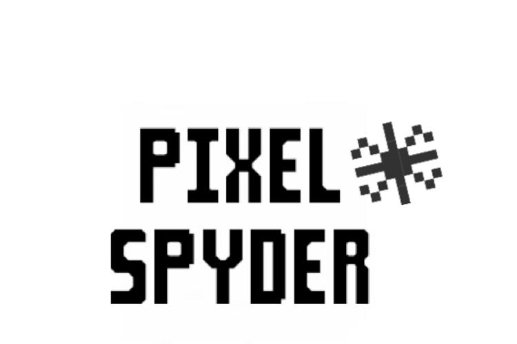 Pixel Spyder Font