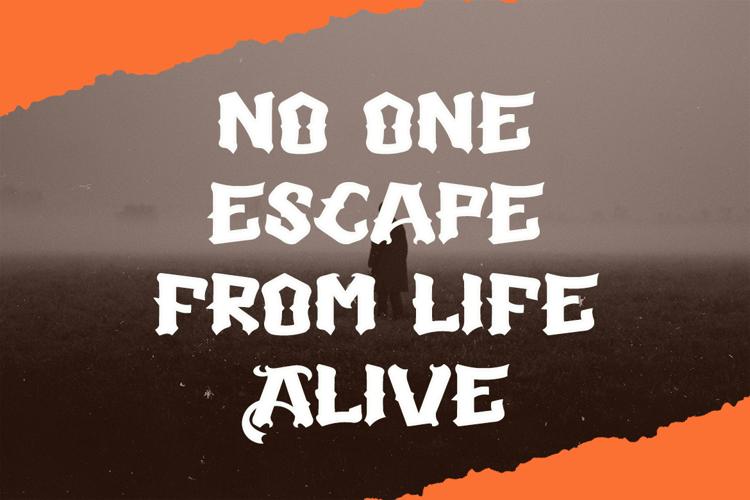 Alive Font