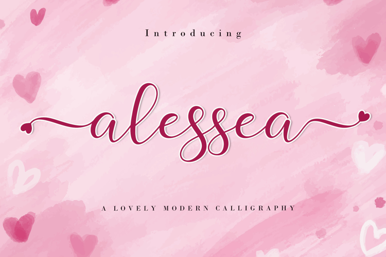 Alessea Font