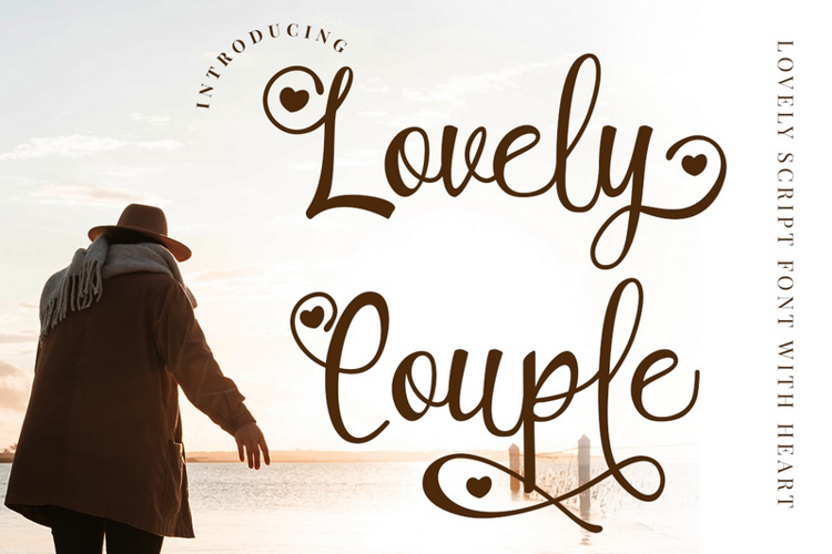 Lovely Couple Font