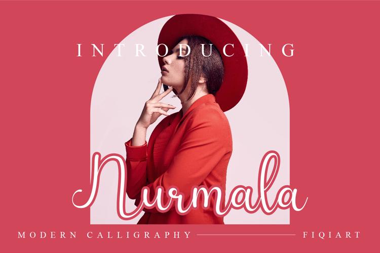 Nurmala Font
