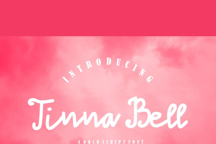 Tinna Bell Font