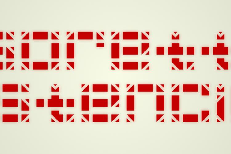 Soretti Stencil Font