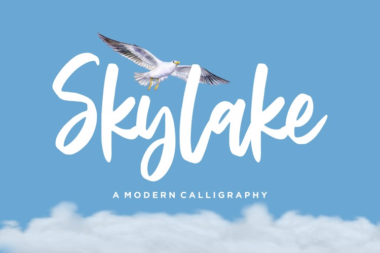 Skylake Font