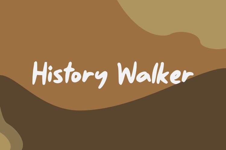History Walker GT Font