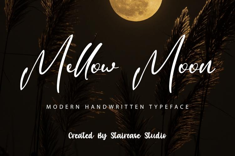 Mellow Moon Font