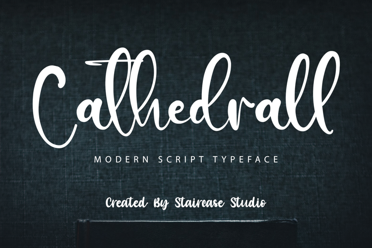 Cathedrall Font