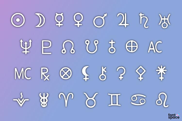 Astro Dot Basic Font