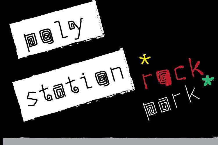 poly station Font