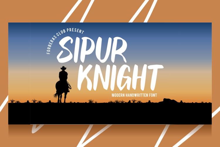 Saturday Knight Font