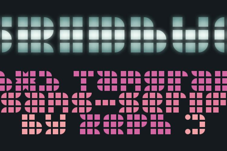 Gridbug Font