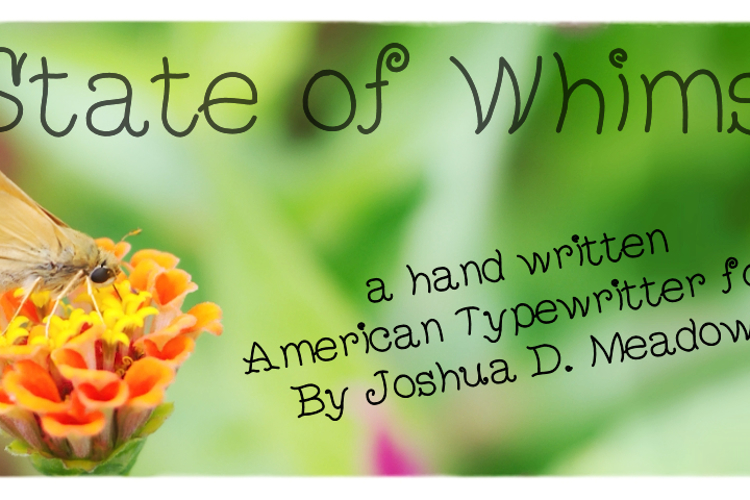 StateOfWhimsy Font