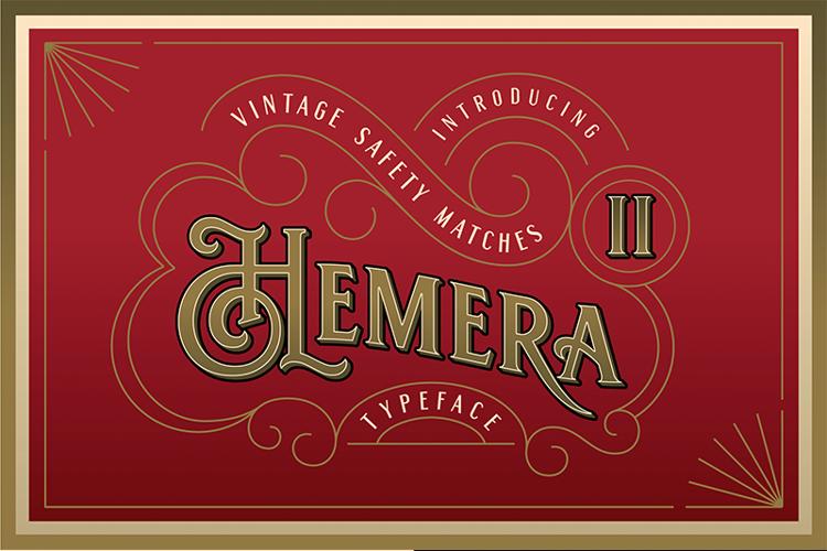 Hemera II Font