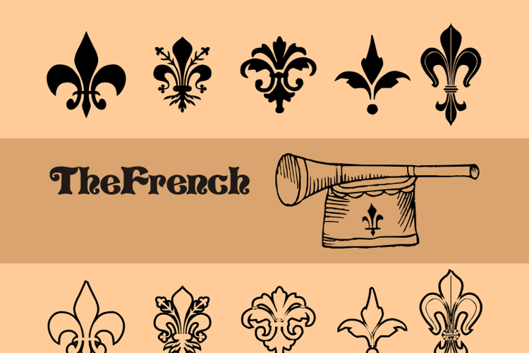 TheFrench Font