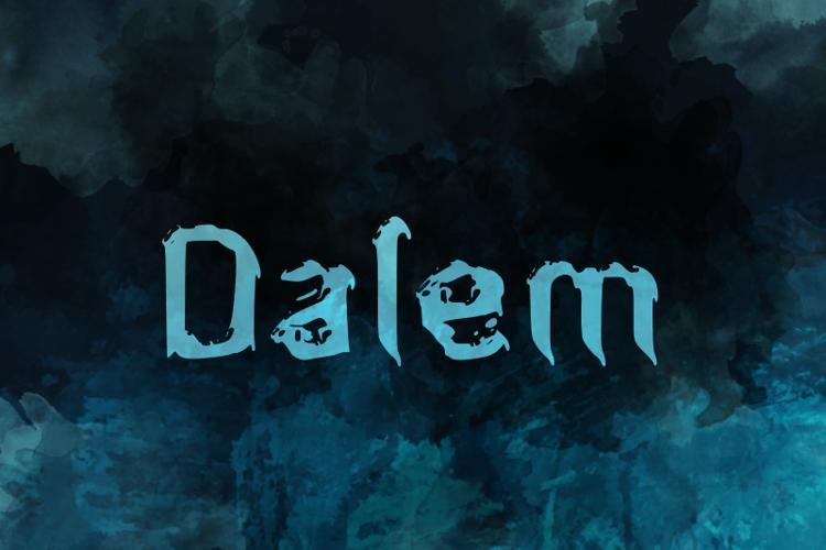 d Dalem Font