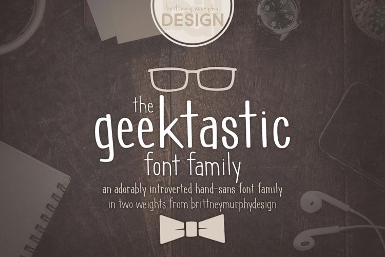geektastic Font