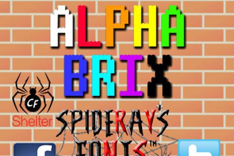 ALPHABRIX Font