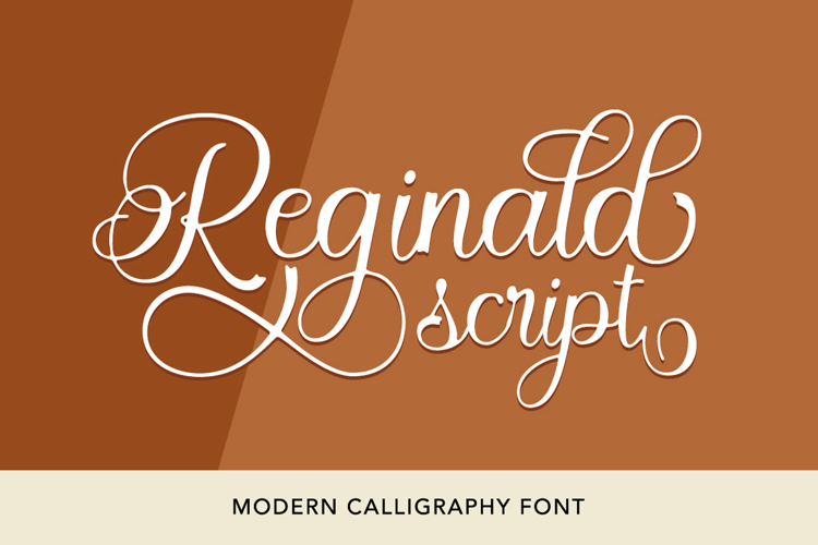 Reginald Script Font