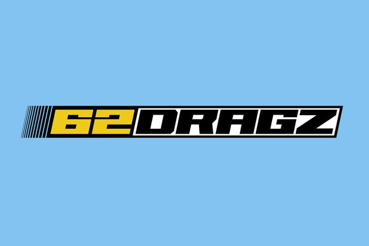 62DRAGZ Font