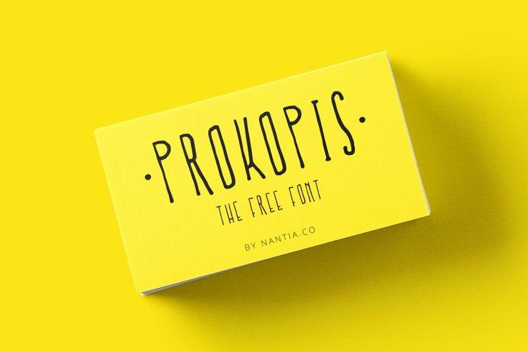 Prokopis Font