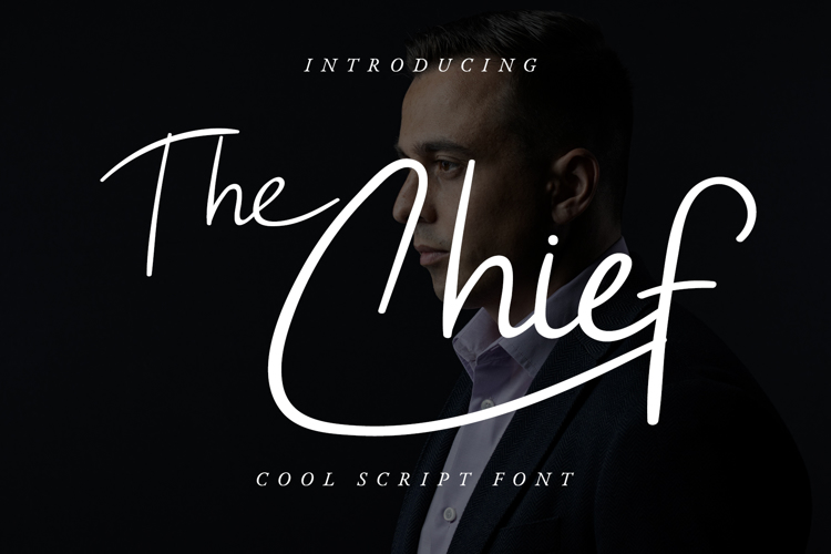 The Chief Font