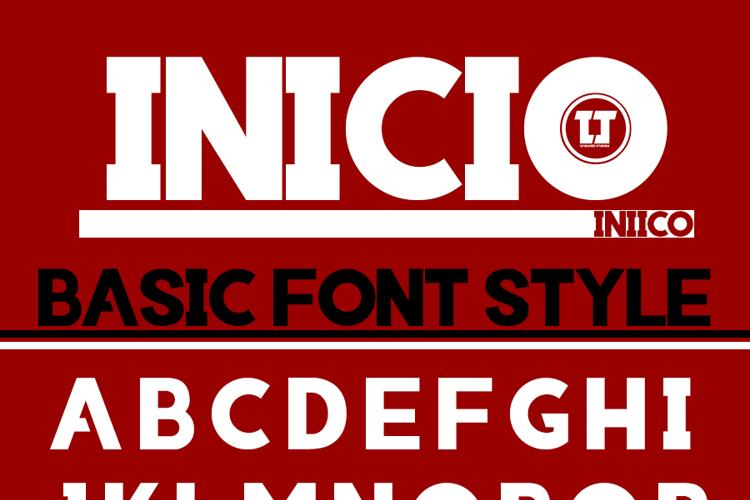 INIICO Font