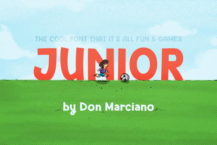 Junior Font