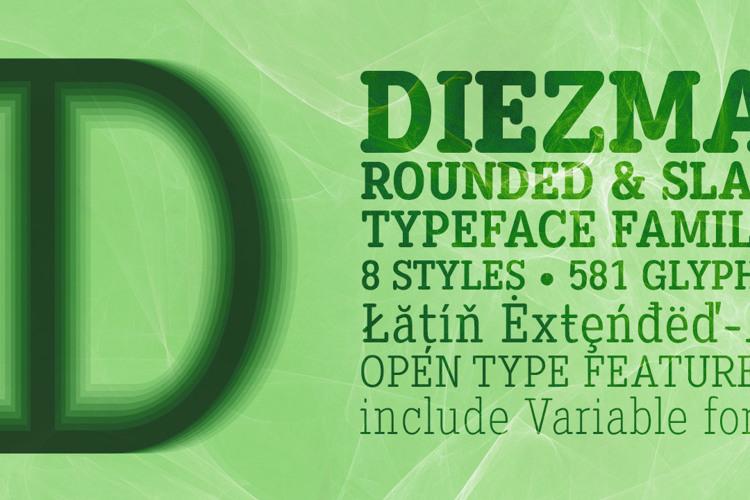 Diezma Font