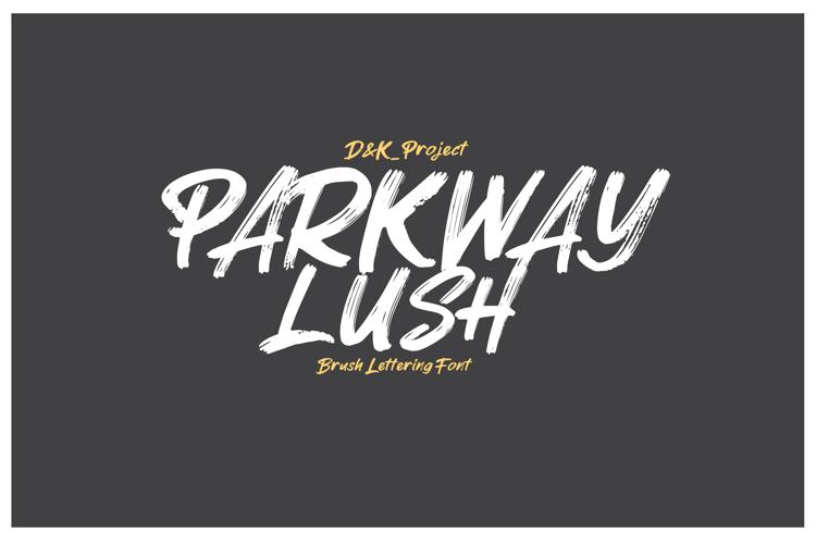 Parkway Lush Font