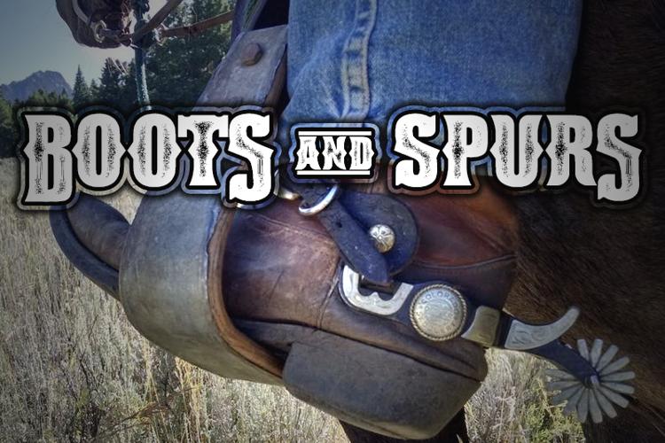 Boots & Spurs Font