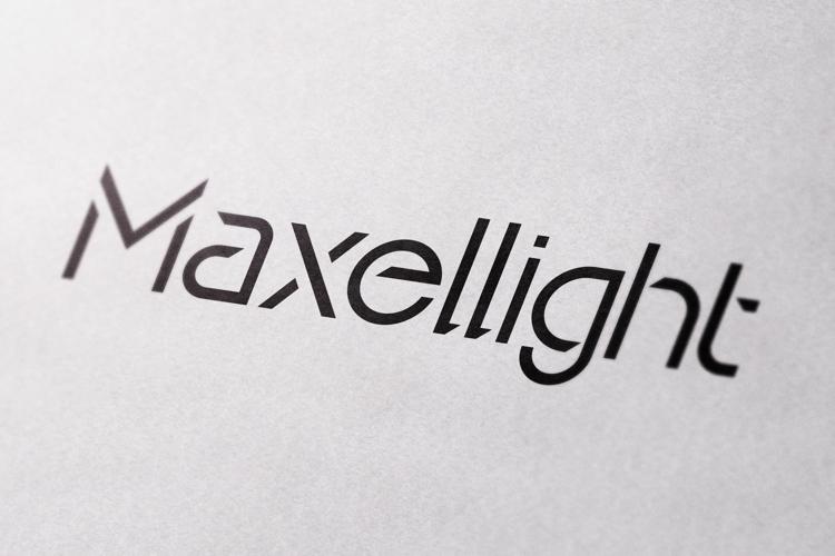 Maxellight Font