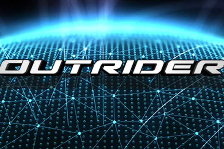 Outrider Font