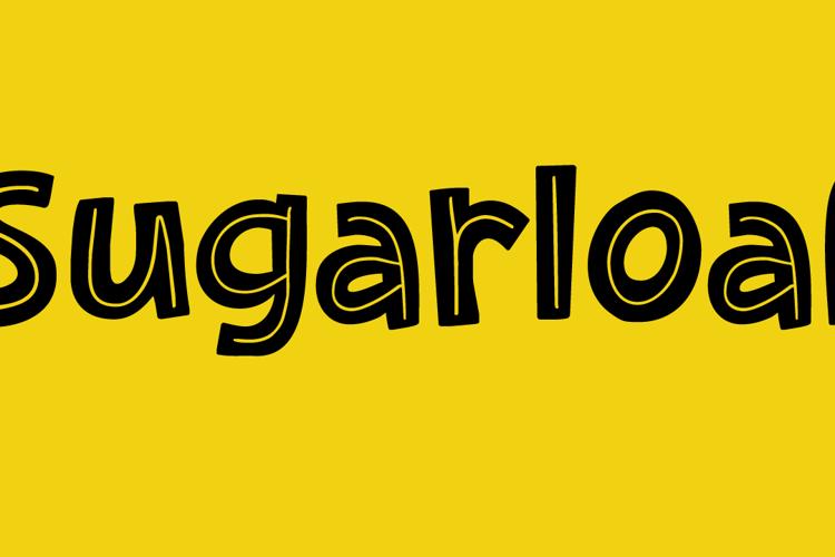 Sugarloaf DEMO Font