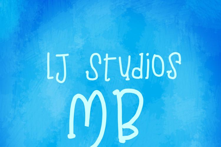 LJ Studios MB Font
