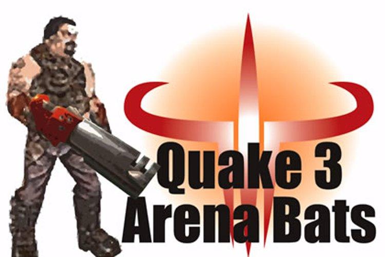 Quake3ArenaBats Font
